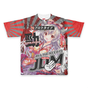 【コラボT】JDM【ひなたもも】*期間限定販売