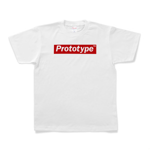 Prototype™ロゴ Tシャツ