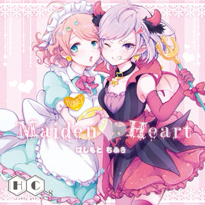 6thSingle「MaidenHeart」