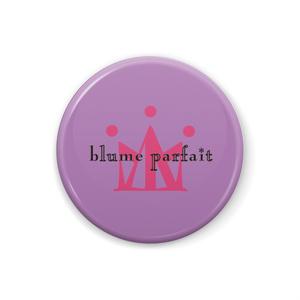 blume parfait 紫地ピンク