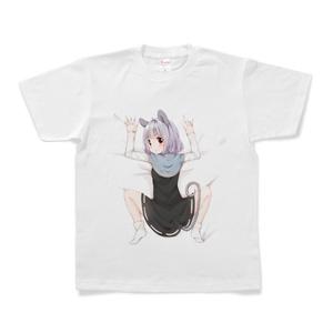 なずなずはりつきTシャツ