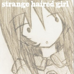 strange haired girl