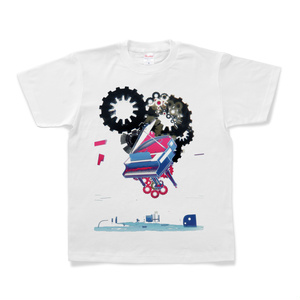 Tone Sphere Hall of Mirrors Tシャツ