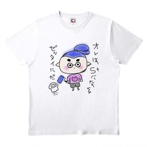 イカまるTシャツ
