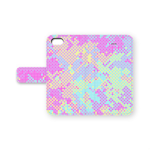 Polka Dots Camouflage(Colorful)