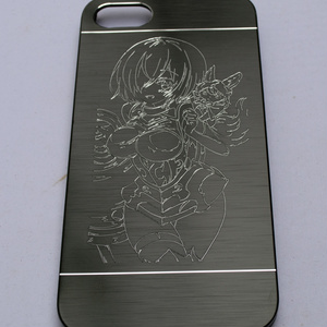 iPhone6/6sメタルケース マシュ