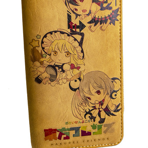 ラウンド財布ちびキャラ#1