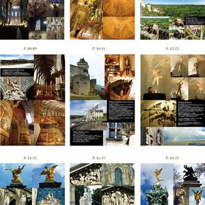 欧州写真集 ─人外庭園─