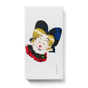 【モバイルバッテリー】ロコトルア民族衣装シリーズ1 アルザス地方(カミィユ)