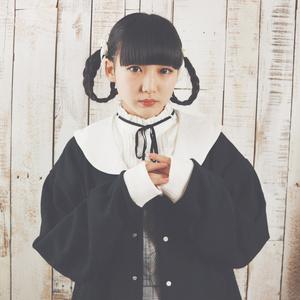 [予約]セーラーブルゾン ブラックボディ×ホワイト襟