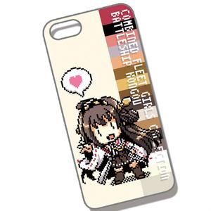 艦これ金剛 フラット高精細印刷 iPhone5/5sカバー