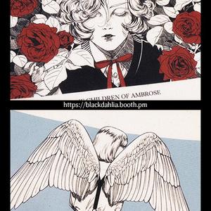 トートバッグ【ANGEL】