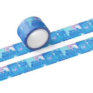 水色照明 マスキングテープ