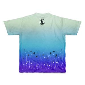 あい色の雨のTシャツ