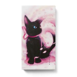 「黒猫MIA」モバイルバッテリー