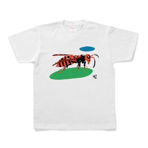 スズメバチのTシャツ