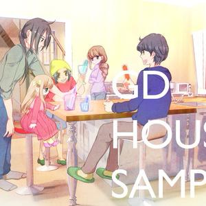 【C91後発送】GD HOUSE CONCEPTBOOK