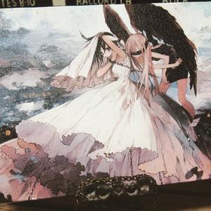 8月再販予定☆キャンバスプリント1165
