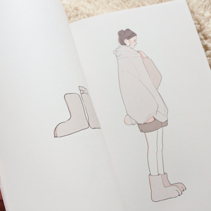 tick tok - イラスト本