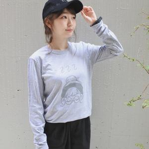【秋物セール中】うたたねロングスリーブTシャツ