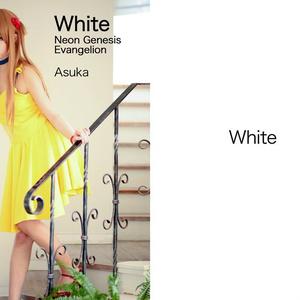 エヴァ アスカ コスプレ写真集【White】