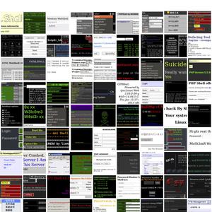 WebShell 図譜