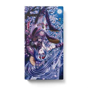 月見桜の決闘 モバイルバッテリー