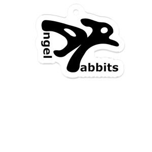 AngelRabbitsのキーホルダー