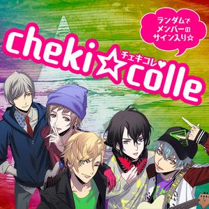 【受注終了】starlit blue topia cheki☆colle(チェキコレ)