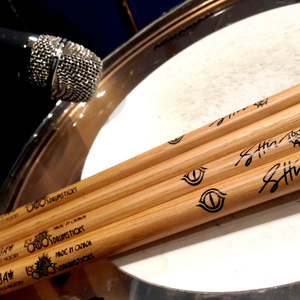 LosCabos DrumSticks 3A SHiN Signature 1Pair