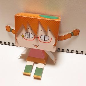 リスねぇグラフィグ【展開図】