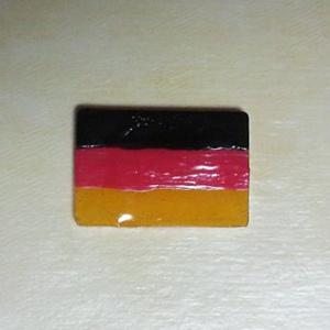 ドイツ国旗 ブローチ