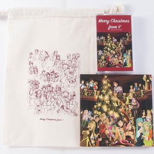 【特装限定版】Merry Christmas from V