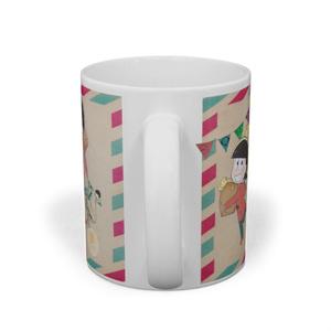 ちび松のマグカップ