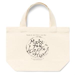 カラーセラピー 色彩療法 ホリスティック 光 音 周波数 夢の森 ロゴ calligraphy 習字 筆 手書き 和風 Japanese トートバッグ