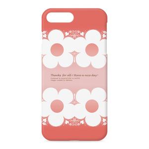 カラーセラピー 色彩療法 ホリスティック 光 音 周波数 ほっこり 癒し系 すっきり スタイリッシュ お花 グラデーション スマホカバー iPhone アイフォン 型枠 ケース