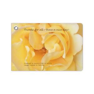 カラーセラピー 色彩療法 ホリスティック 光 音 周波数 フラワーオブライフ flower 定期券 パスカバー カードケース