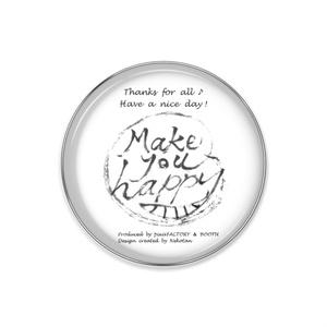カラーセラピー 色彩療法 ホリスティック 光 音 周波数 夢の森 ロゴ calligraphy 習字 筆 手書き 和風 Japanese ピンバッジ