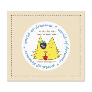 カラーセラピー 色彩療法 ホリスティック 光 音 周波数 夢の森 イラスト 手書き ロゴ animal 動物 アニマル はんこ 印鑑 マットレス