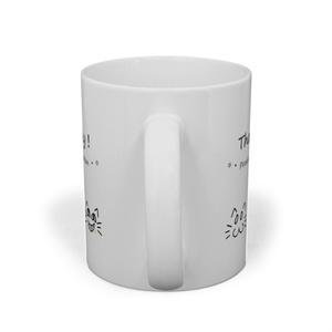 カラーセラピー 色彩療法 ホリスティック 光 音 周波数 夢の森 イラスト 手書き ロゴ お間抜け顔 cat ねこ 猫 drink マグカップ cup