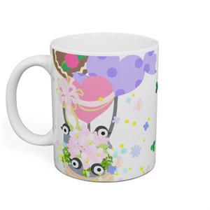 可愛い赤ちゃんペンギンのマグカップ