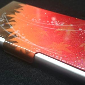 東方デザインカードケース/名刺ケース【秋 静葉】(塗装品)