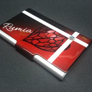 東方デザインカードケース/名刺ケース【ルーミア】(塗装品)