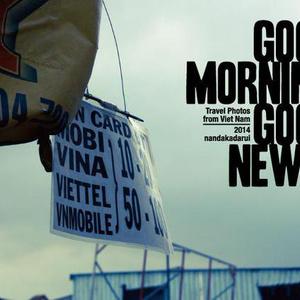 Good morning good news.