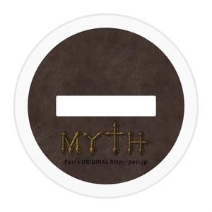 創作『MYTH』クロノス アクリルフィギュア