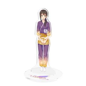 電脳女将・千鶴アクリルフィギュア
