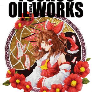 TOUHOU OIL [Acrylic Paintings]  WORKS -東方繪画展ZZYMA展-
