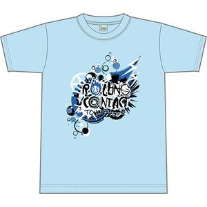 Rolling Contact デザインTシャツ 2017