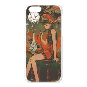 月下少女-ニア-iPhoneケース