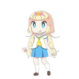 デスクトップマスコット マジカルミルヒちゃん